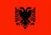 ALBANIA Nylon Country Flag