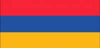 ARMENIA Nylon Country Flag