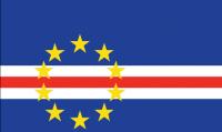 CAPE VERDE Nylon Country Flag