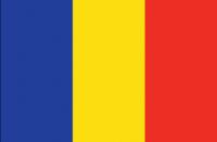 CHAD Nylon Country Flag