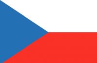 CZECH REPUBLIC Country Flag