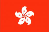 HONG KONG Country Flag