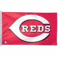Cincinnati Reds 3x5 Flag