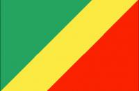 CONGO (rep) Nylon Country Flag