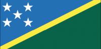 SOLOMON ISLANDS Country Flag