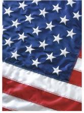 8x12 Nylon US Flag