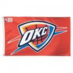 Oklahoma City Thunder 3x5 Flag