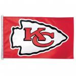 Kansas City Chiefs 3x5 Flag